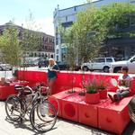 City seeks to block off street parking, boost open space with neighborhood 'parklets'