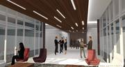 A rendering of the proposed renovation at 330 Second Ave. S.