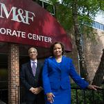 Durham's M&F Bank names new CEO