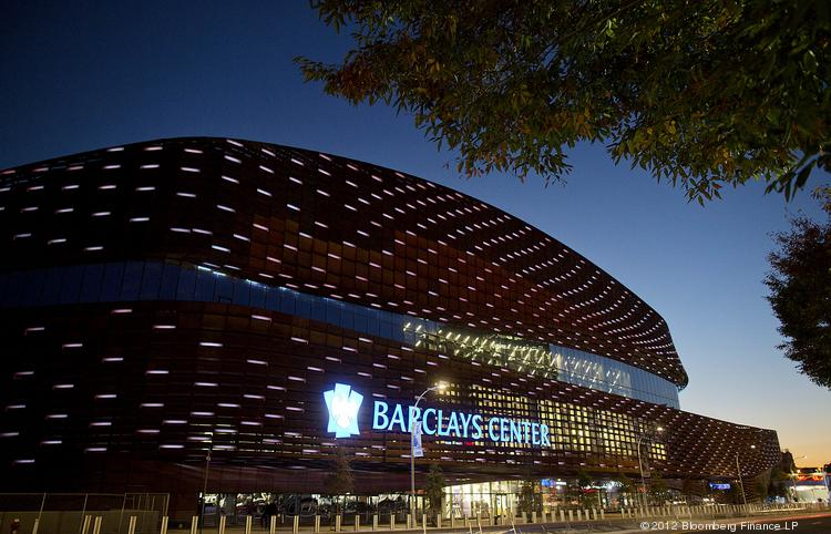 The Barclays Center, in Brooklyn, will host the 2013 MTV Video Music Awards this August.