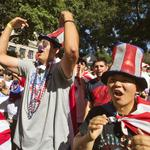 Local bars, restaurants score big with World Cup crowd