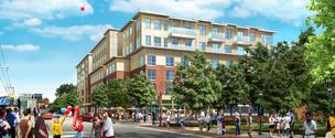 The former Porky's Drive-In site along University Avenue will become the new home of a $45 million senior housing complex by Episcopal Homes called Midway Village