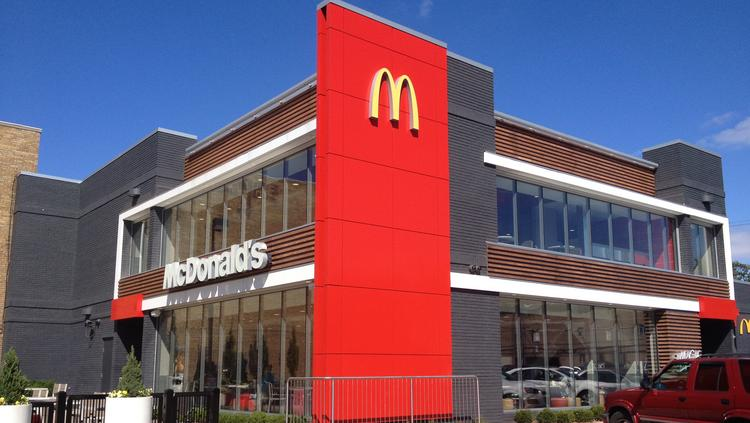 McDonald's sales in the U.S. dropped by 1.5 percent in the second quarter.