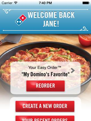 Nuance Communications has teamed up with Domino's Pizza to launch a voice-ordering feature for the pizza maker's mobile app.