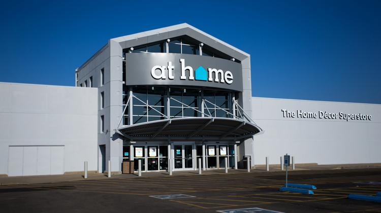 Garden Ridge to change its name to At Home rebrand stores
