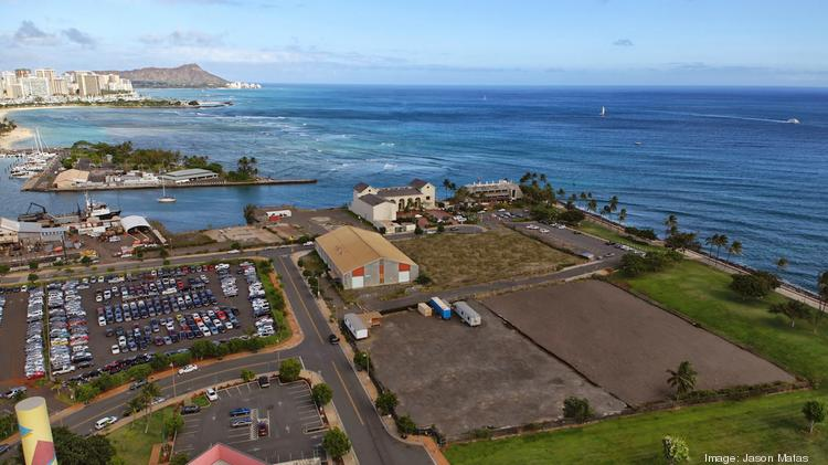 This eight-acre site between Downtown Honolulu and Waikiki is Hawaii's proposed site for President Barack Obama's presidential library.