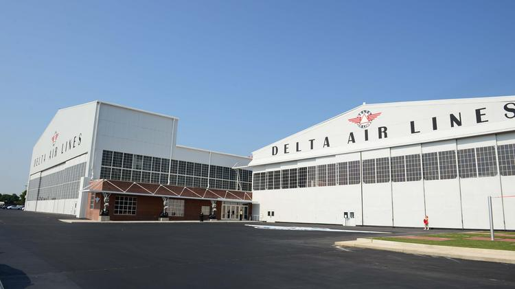 Delta Air Lines Inc. on June 17 opened the new, 68,000 square-foot Delta Flight Museum at its world headquarters in Atlanta.