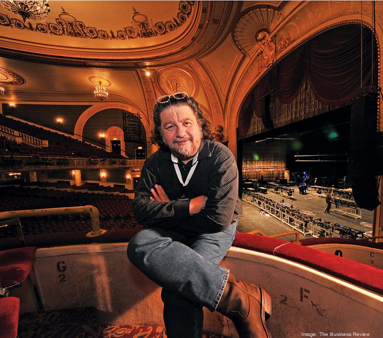 After 10 years on the job—a decade in which he has tripled ticket sales—Proctors CEO Philip Morris shows no signs of slowing down.