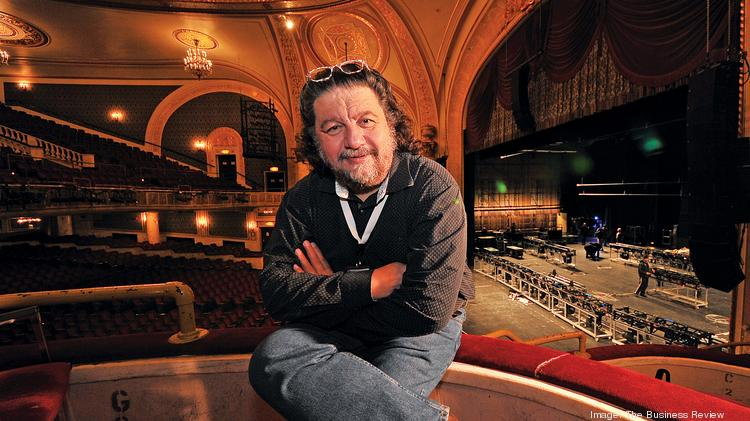 Philip Morris is the CEO of Proctors Theatre in Schenectady, New York.