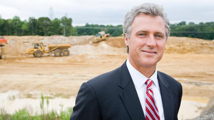 """Greenberg Gibbons Commercial Corp. CEO Brian Gibbons says he had a """"meeting of the minds"""" with rival developer Howard S. Brown."""