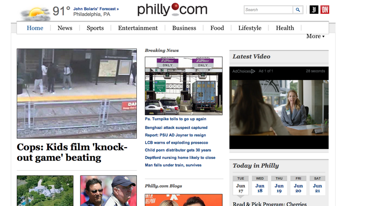 A former top Philly.com editor says Inquirer newsroom leadership has resisted the changing tide of digital journalism.