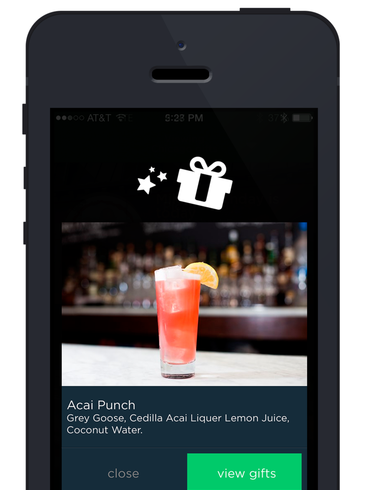 Seattle-based startup Gratafy, which allows people to remotely send their friends menu items from popular restaurants as gifts, today expands to its sixth city.
