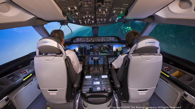A Boeing program aims to boost the number of pilots who hit the skies.