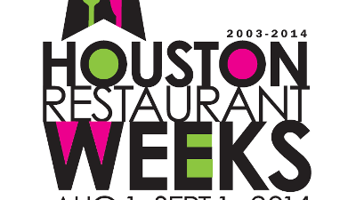 The 2014 Houston Restaurants Weeks — a month-long fundraiser for the Houston Food Bank — will be held Aug. 1 to Sept. 1.