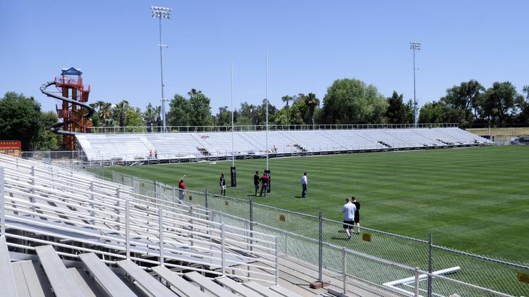 Tonight's soccer match at Bonney Field at Cal Expo is the tenth sellout of the year for the Sacramento Republic FC.
