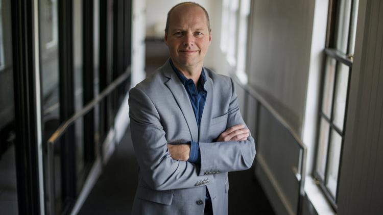 Sebastian Thrun is co-founder and chief executive officer of Udacity Inc., which today announced a partnership with AT&T to offer 'nanodegrees,' mini courses to prepare students for tech jobs.