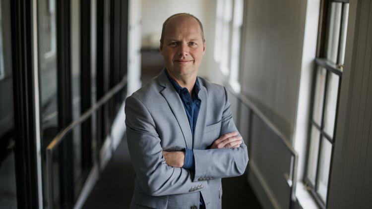 Sebastian Thrun, co-founder and chief executive officer of Udacity Inc., is betting that credentialing can improve the viability of online education.