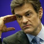 10 'trusted' sponsors will probably be with Dr. Oz when he defends reputation