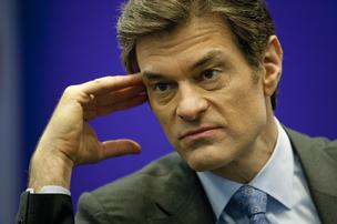 Dr. Oz doubles down on bogus weight loss products at Senate