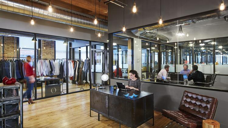 """The more than 11,000 square foot """"design-focused"""" space is targeted at entrepreneurs, small businesses, and Fortune 500 brands seeking creative workspace away from their cubicle-farm campuses."""