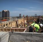 New construction to test Triangle apartment market