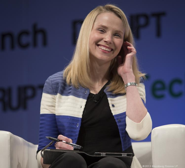 Yahoo CEO Marissa Mayer picked up Tumblr today, relaunched Flickr, and also fixed her company's boring waiting music.