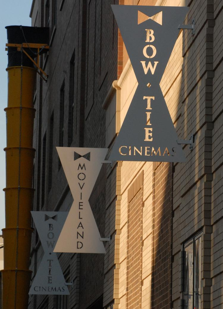 Bow Tie Cinemas on State Street and Broadway in Schenectady, NY