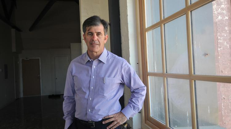 John Protopappas of Madison Park Financial developed the Lampwork Lofts in West Oakland.
