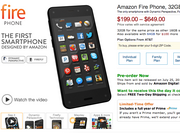Amazon's Fire Phone is available for preorder and will be released July 25.