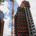 Stoel Rives offices taking shape at Park Avenue West (Photos)