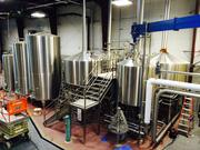 Production equipment at Coppertail Brewing Co.