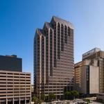 Downtown's Bank of America Plaza building sold to two real estate investment managers
