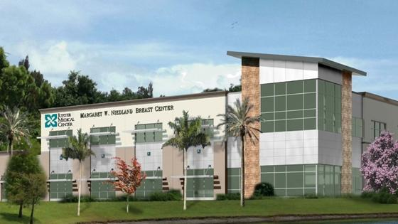 Rendina Healthcare Real Estate is building a 26,000 breast center for Jupiter Medical Center.