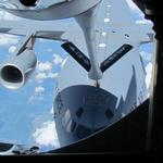 Come with me aboard an Air Force refueling mission