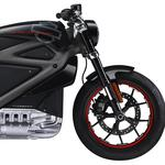 Harley-Davidson developing an electric motorcycle, LiveWire