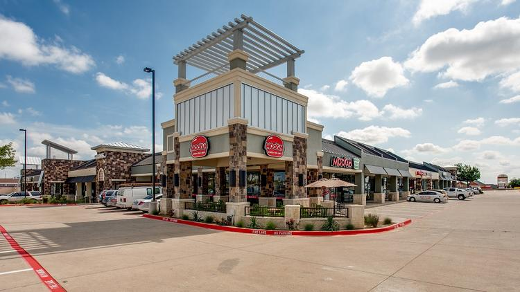 A Mooyah location in Plano, Texas. The burger chain is opening up its first South Bay locations.