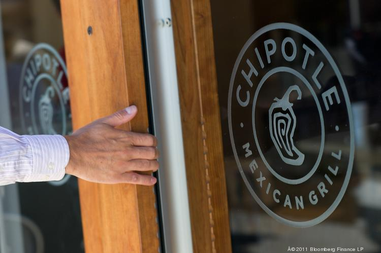 Chipotle was issued a tenant fit out permit for its new location at 2000 Pennsylvania Ave. NW.