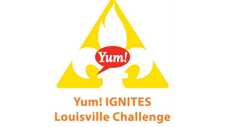 Each year, more than 50 nonprofits submit proposals to be included in the Yum! Ignites Louisville Challenge, which is sponsored by Yum! Brands Inc.