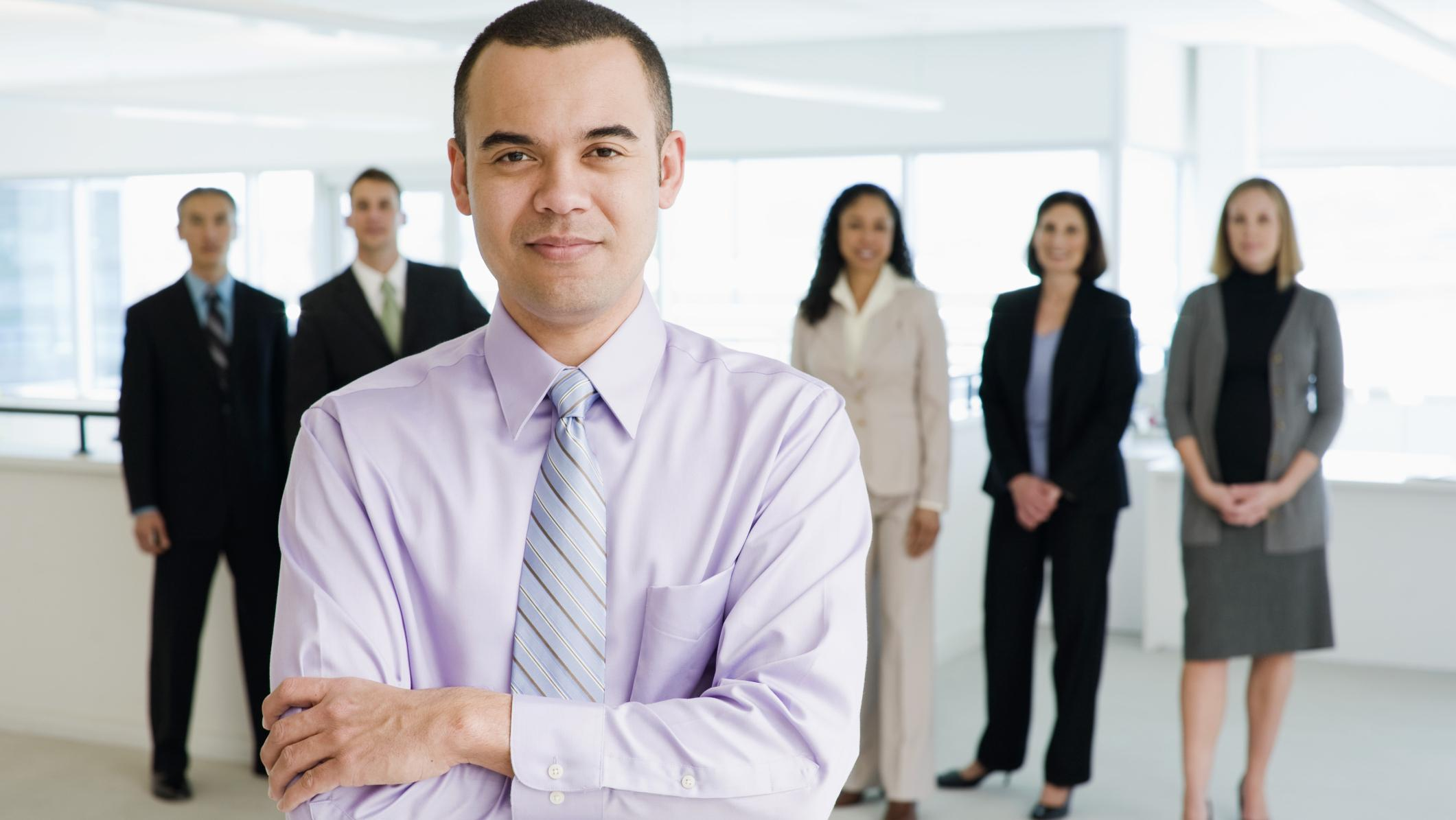 How leaders should manage their chain of command