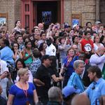 Harry Potter celebs shine on red carpet for Diagon Alley opening