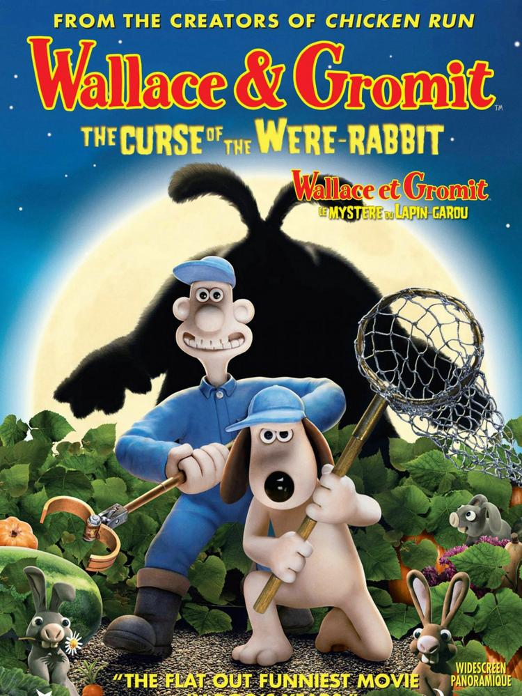 """Aardman Animiations' """"Wallace & Gromit"""" series is coming to Amazon Prime Instant Video."""
