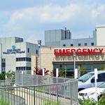 Cone Health hospital undergoing $1.1M overhaul of entrances