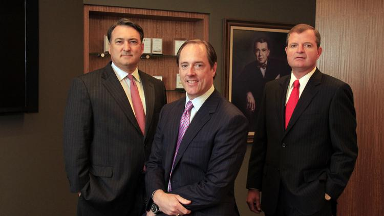 Chris Crosby, Edward Dobbs and Michael Orians lead the private equity investment incarnation of the Dobbs family of companies,  Dobbs Management Service LLC.