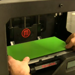 Cincinnati startup kills it on Kickstarter with solution to 3D printing's stickiest conundrums