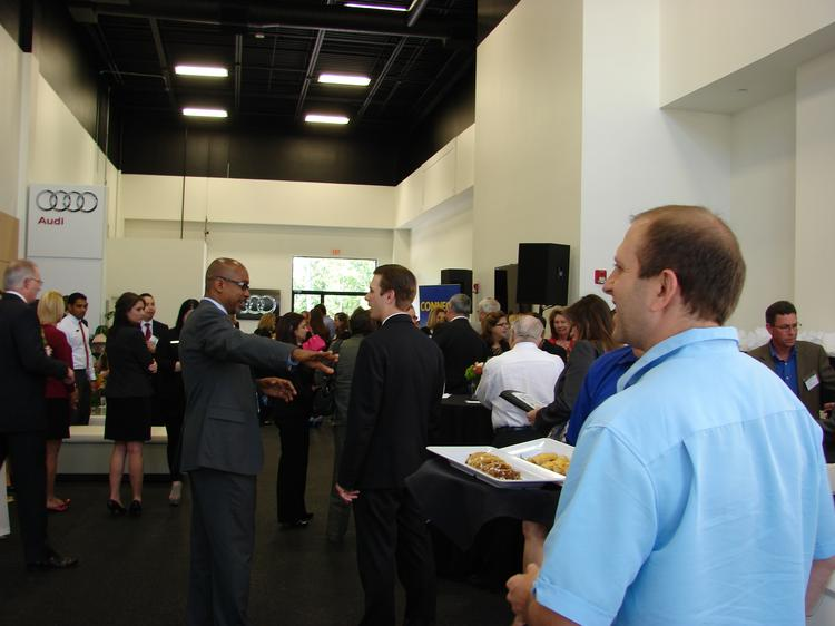 HBJ held a Meet the Newsroom event in the Woodlands last week and will hold another on May 9. Click here to see photos from the April 25 event.