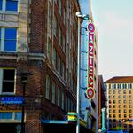 Aztec Theatre's new owner says more downtown activity is on horizon