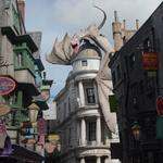 Universal's <strong>Mark</strong> <strong>Woodbury</strong> talks about the challenges creating Diagon Alley (Video)