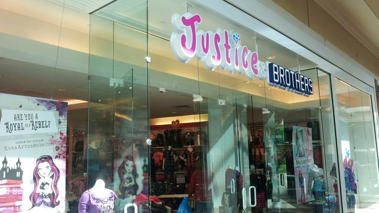 Justice has added the Brothers boys line to many stores to expand its target audience.