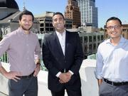 Three Sacramento-area natives too young to have voted for Bill Clinton — Burke Fathy, left, Bay Miry and Ali Youssefi — stand out as urban developers who are helping to remake the city in the spirit of their generation. Including projects that they develop together, the three are responsible for a dozen infill projects at various stages of development in Sacramento.
