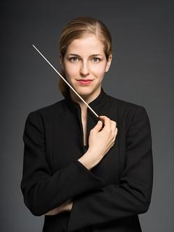 Karina Canellakis will be among the musicians featured in the BSO's new web series.